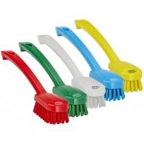 Vikan Medium Long Handle Utility Brush 260 mm