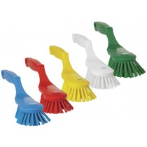 Vikan Hard Ergonomic Hand Brush 330mm