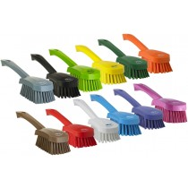 Vikan Hand Brush Stiff 270mm
