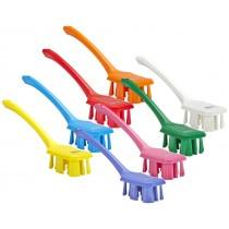 Vikan UST Hard Long Handle Washing Brush 395 mm