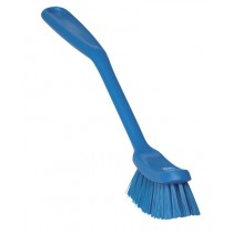 Vikan Dish Brush Blue