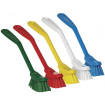 Vikan Medium Dish Brush 290mm