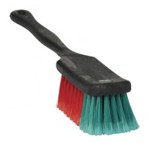 Vikan Vehicle Handbrush Red/Green