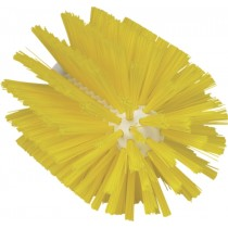 Vikan Medium Pipe Brush for handle 103 mm Diameter Yellow