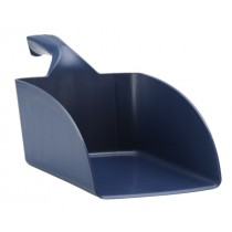 Vikan Hand Scoop Metal Detectable 2L Dark Blue