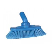 Vikan Waterfed Angle Adjustable Brush Soft 195 mm