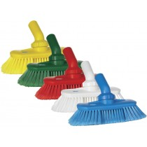 Vikan Waterfed Angle Adjustable Brush Soft