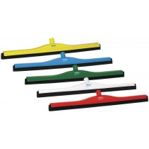 Vikan Floor Squeegee with Replacement Cassette, 700mm