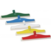 Vikan Revolving Neck Floor Squeegee with Replacement Cassette, 400mm