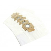 Nilfisk Attix Fleece Filter Bags (5 Pack)