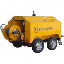 Commando 5000 High Pressure Jetting Unit