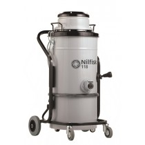 Nilfisk 118 Single Phase Dry Vacuum
