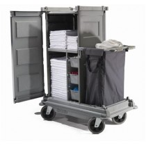 Housekeeping Trolley Storage