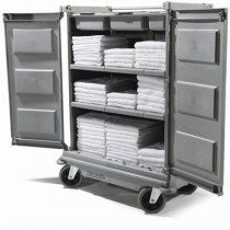 Housekeeping Trolley Shelving