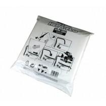 Numatic NVM-5BH Vacuum Bags Pack 10