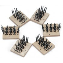 Replacement 6 Segments for Wire Scarifying Brush