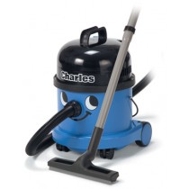Numatic CVC370-2 'Charles' 240/110V Wet & Dry Vacuum Cleaner