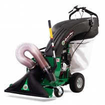 Billy Goat QV900HSP Quietvac Self-propelled Leaf & Litter Vacuum