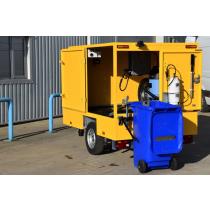 Mobile cleaning Unit (Domestic Bin Lift)