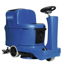 Nilfisk Scrubtec R 253 B Combi Ride on Scrubber Drier