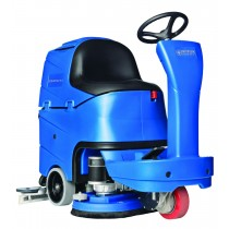 Nilfisk Scrubtec R 466 Ride On Scrubber Drier