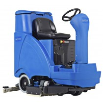 Nilfisk Scrubtec R 686 Ride On Scrubber Drier