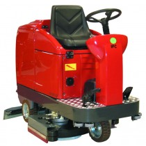 Gansow Germany 142 BF82 Scrubber Drier