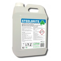 Clover Steelbrite Stainless Steel Cleaner & Descaler