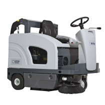 Nilfisk SW4000 Ride On Sweeper