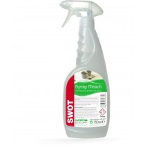 Swot Bleach Spray & Wipe 750ml