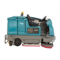 Tennant T20 Ride On Scrubber Dryer