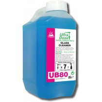 Clover UB80 Glass Cleaner 2L