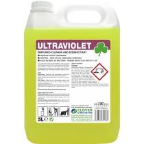 Clover Ultraviolet Cleaner & Disinfectant 5L
