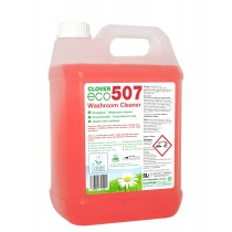 Clover Eco 507 Washroom Cleaner 5L