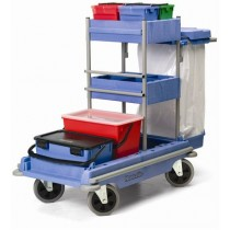 MopMatic Mopping Trolley
