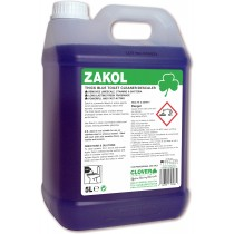 Clover Zakol Toilet Cleaner